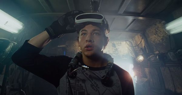 Watch: In 'Ready Player One' trailer, dystopia meets virtual reality meets '80s pop culture