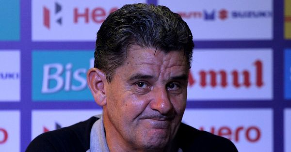 'You will destroy the players': How Chennaiyin FC boss Gregory defends resting Jeje and Co