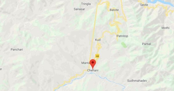 Jammu and Kashmir: Six die after bus falls into a gorge in Udhampur district