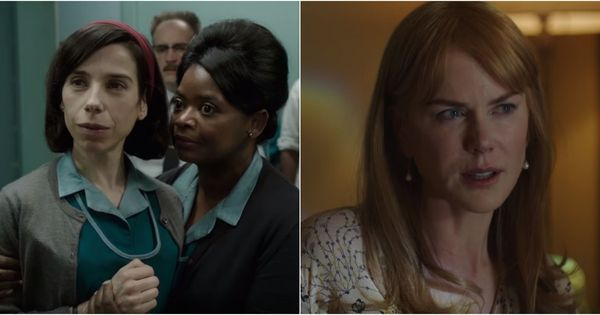 'The Shape of Water', 'Big Little Lies' lead Golden Globes 2018 nominations