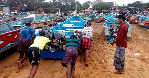 Red alert in three Kerala districts for tomorrow amid warnings of cyclone 'Tauktae'