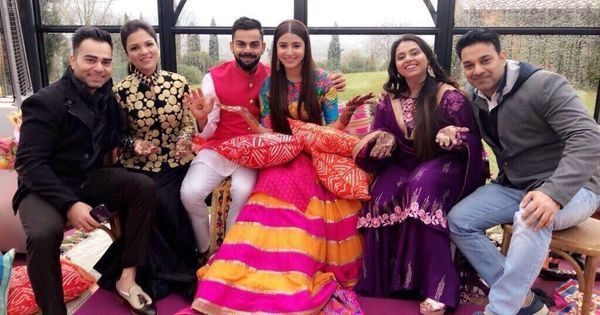 Management lessons to menus: The ridiculous coverage of #VirushkaWedding will leave you in splits