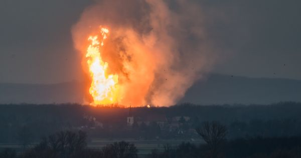 Austria: One dead, at least 21 injured in explosion at major gas facility