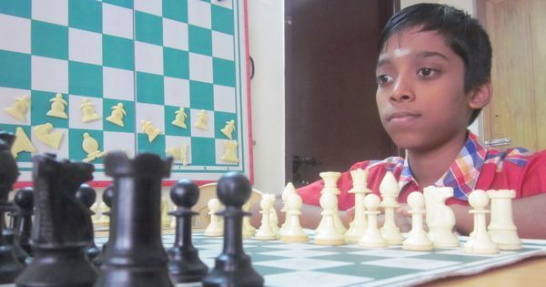 Chess: India's Praggnanandhaa becomes second youngest Grandmaster of all time