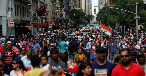 India had the most number of people living abroad in 2017: UN report