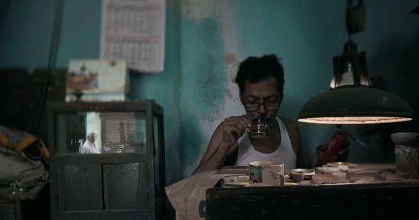 This slow, unhurried video (ad) shows what a cup of tea means across the length and breadth of India