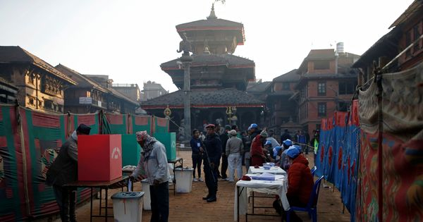 A communist win in the Nepal elections is bad news for India (but great for China)