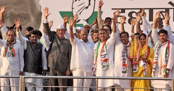 Maharashtra Assembly elections: Congress, NCP to contest 125 seats each, leave 38 for other allies