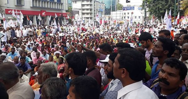 Kerala: Dalit Christians hold rally to demand reservation in government jobs