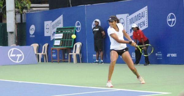 Tennis: Rutuja Bhosale upsets third seed Ankita Raina in $25000 ITF tourney