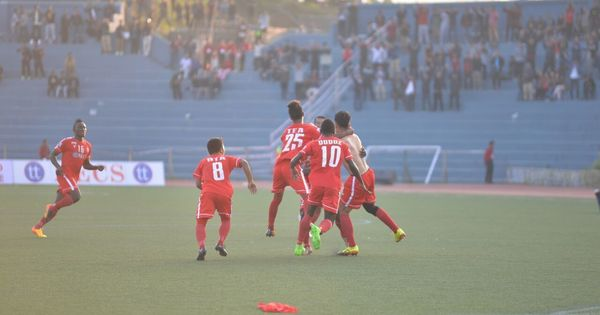 I-League: Yugo Kobayashi's late strike gives Aizawl a narrow win over Churchill Brothers