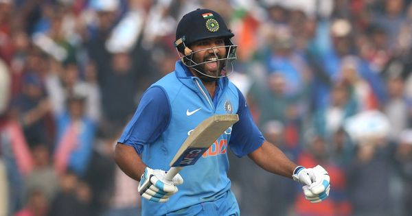 'Honestly, cannot pick a favourite': Rohit Sharma after his third ODI double century