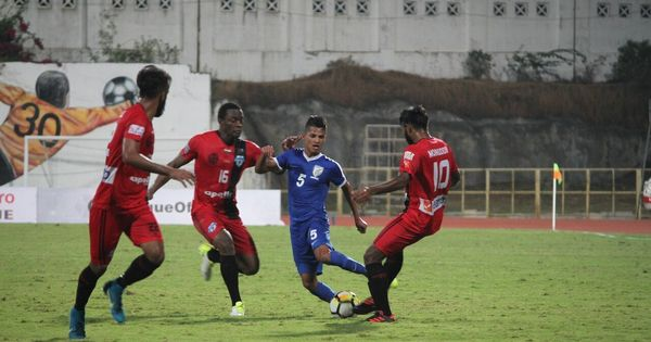 I-League statistics: Left-backs are in good form, Amarjit Kiyam leads passing charts