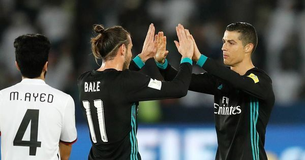 Cristiano Ronaldo and Gareth Bale score as Real Madrid reach Club World Cup final