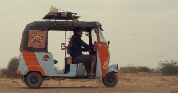 Watch: These men went on a 2764-km auto-rickshaw run, from Cochin to Jaisalmer