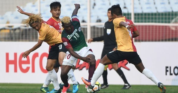 A look at the numbers behind East Bengal and Mohun Bagan's 100 I-League victories