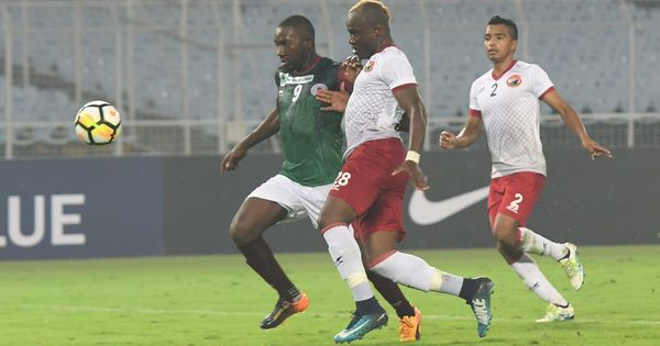 I-league: Shillong Lajong hold 10-man Mohun Bagan to 1-1 draw