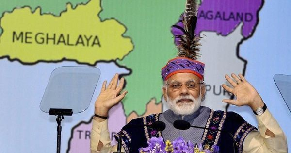 As it kicks off its poll campaign in Tripura and Meghalaya, the BJP is entering uncharted terrain