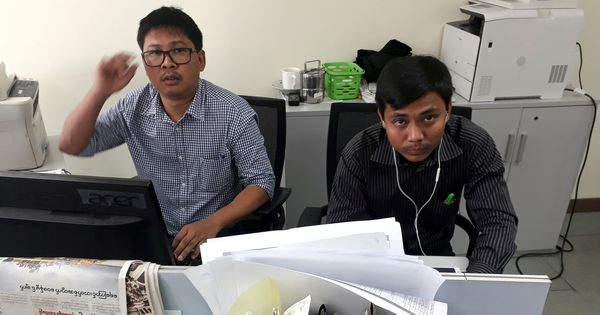 Secure release of two Reuters reporters arrested in Myanmar, UN chief tells member nations