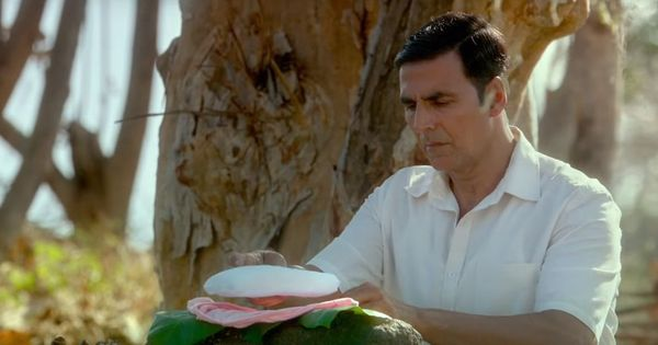 Watch: Akshay Kumar is India's very own superhero in 'Pad Man' trailer