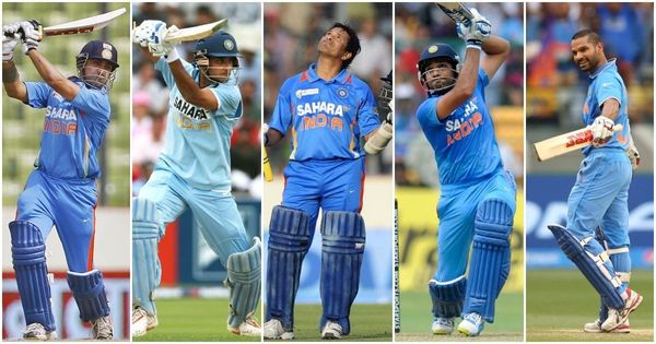 From Tendulkar to Rohit: How India's ODI openers have become the benchmark for the world