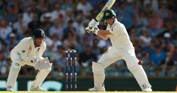 Ashes: Steve Smith takes charge as Australia reach 203/3 after dismissing England for 403
