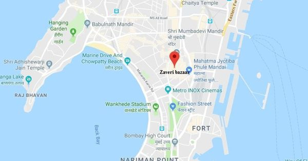 Mumbai: At least two dead, two trapped as building collapses in Zaveri bazaar area
