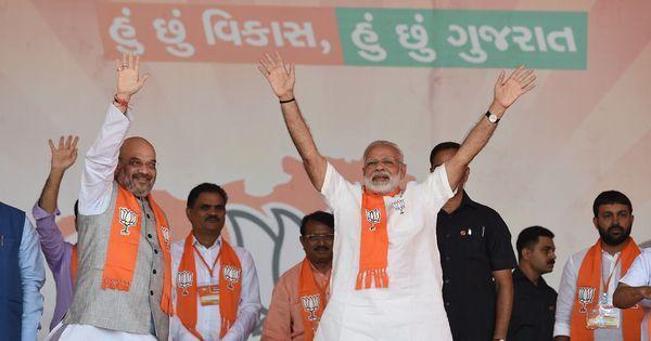 गुजरात और हिमाचल प्रदेश में भाजपा की सरकार बनेगी