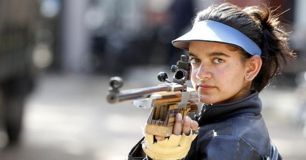 Punjab's Anjum Moudgil, Arjun Babuta win air rifle mixed team title at shooting nationals