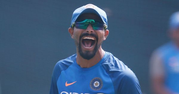 Jadeja smashes six sixes in an over during blistering 69-ball 154 in district T20 match