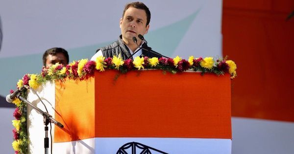 The big news: Rahul Gandhi takes over as Congress president, and nine other top stories