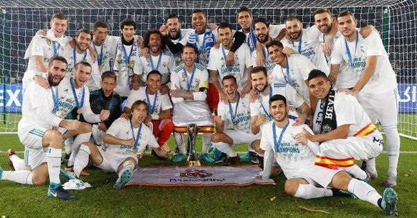 Cristiano Ronaldo's strike helps Real Madrid retain Club World Cup, beat Gremio 1-0