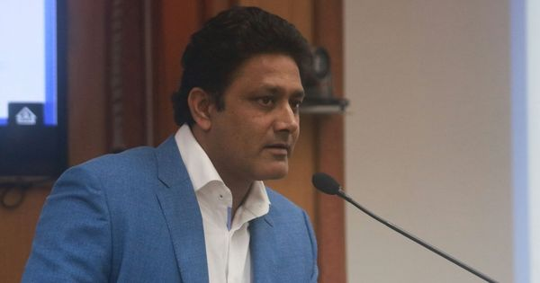 India have a great opportunity to win the Test series in England, says Anil Kumble