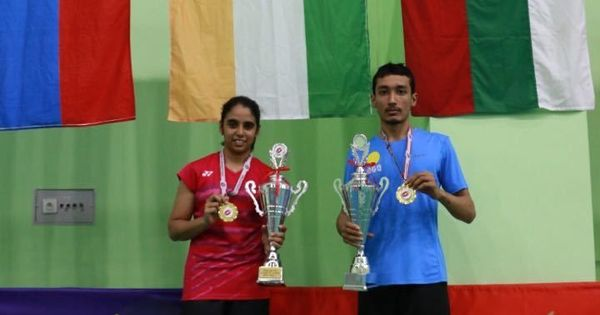 Vaishnavi Reddy, Kartikey Gulshan Kumar clinch Turkey Junior International Series titles
