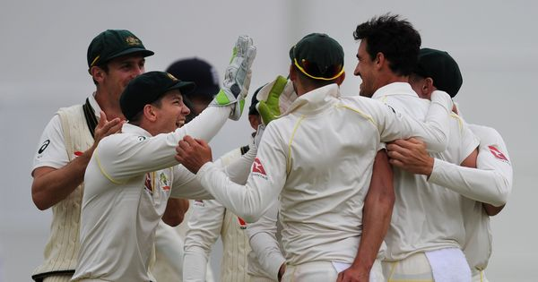Australia on brink of regaining Ashes after Day 4 of Perth Test as England pray for rain