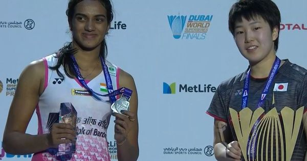 'Win or lose, you are a champion': Twitter lauds PV Sindhu's effort in Dubai SSF final