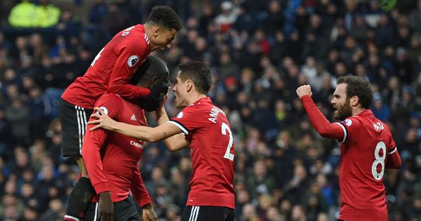 Premier League: Lukaku, Lingard strike as Manchester United edge out West Brom