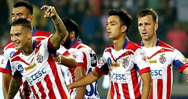 ISL: ATK register first win of the season as Robin Singh's strike downs Mumbai City