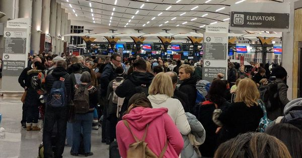 World's busiest airport suffers power outage, hundreds of flights cancelled and delayed