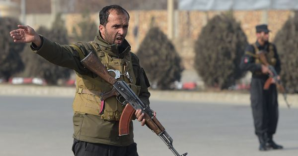 Kabul: Islamic State claims responsibility for attack on training facility of Afghan spy agency