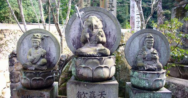 Video: Why Buddhists in Japan have been praying to Hindu gods as well for many centuries