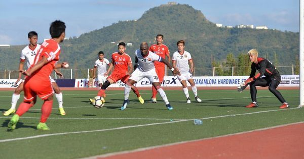 I-league: Shillong Lajong hand Aizawl their first home defeat of the season