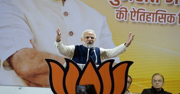 Gujarat elections 2017: BJP wins majority in Assembly, but Congress ups seat-share significantly