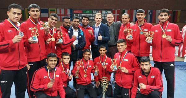 India's junior boxers win six gold medals at German meet