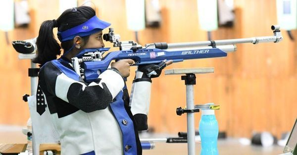 Shooting: Mehuli Ghosh misses out on Air Rifle spot in India squad for ISSF World Cup