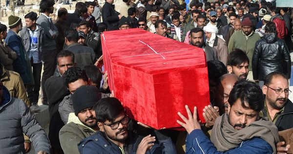 'Cries still ring in my ears': Survivors of Quetta church attack recall the horror, the bloodshed