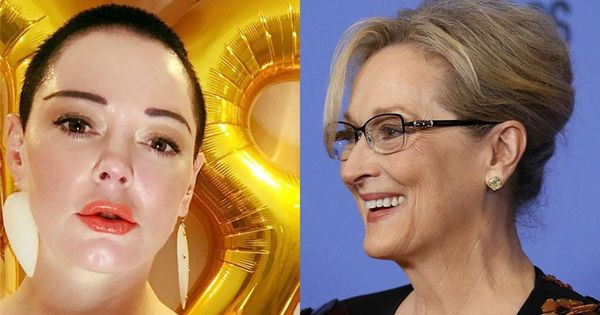 'I did not know about Weinstein's crimes': Meryl Streep responds to Rose McGowan's Twitter attack