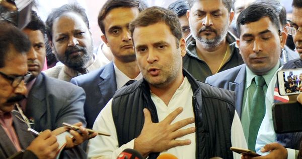 Rahul Gandhi defamation case: Bhiwandi court defers hearing to April 23
