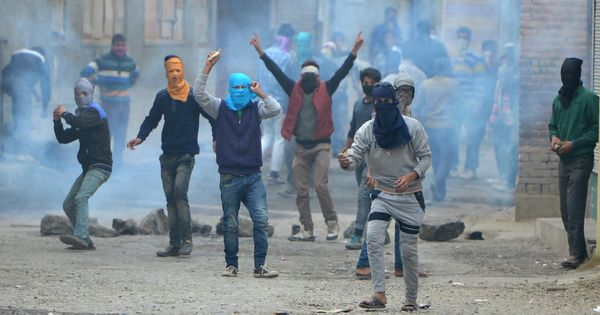 J&K: 765 people arrested for pelting stones since special status was revoked, says Centre