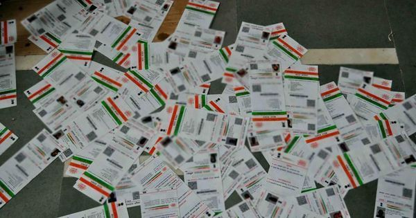 Delhi police arrest two for allegedly producing fake Aadhaar cards